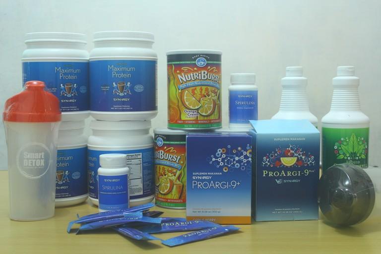 Jual Smart Detox di Jakarta Selatan